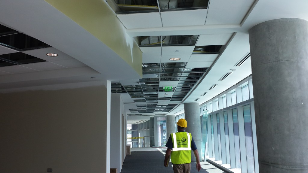 Construction Cleaning Services by Certified MWBE Detail Dynamics of Central Florida