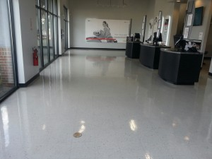 Tire Kingdom - Detail Dynamics business cleaning services