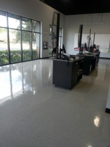 Commercial Business Cleaning